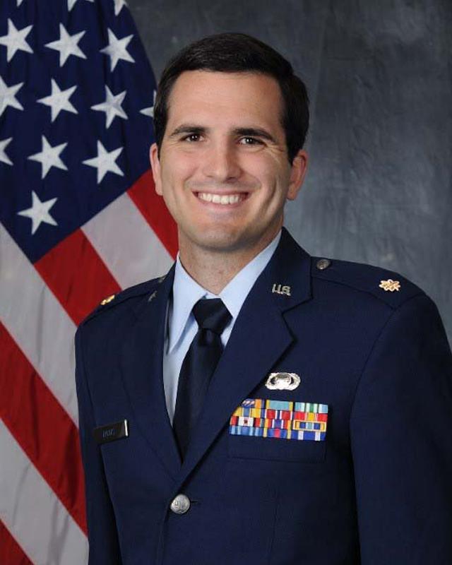 Captain Eric Davis