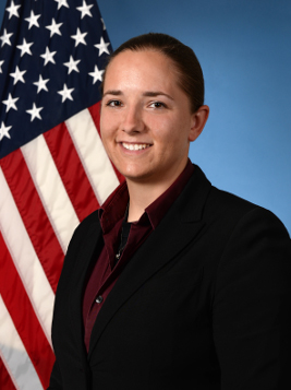 Captain Stephanie D. Jones